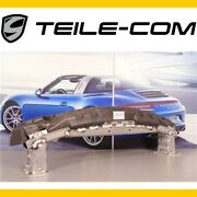25 New + Orig. Porsche 718 Boxster/cayman 982 Bumper Beams + Foam Part Front