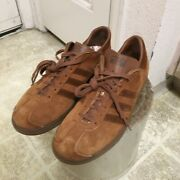 Dead Stock Never Used Vintage Made In France 70s Adidas Hawaii Suede Shoes 9