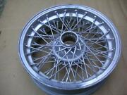 Genuine Oem X1 Classic 50and039s Maserati Wheel - Worldwide Shipping Available