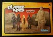 Classic Planet Of The Apes Lawgiver Statue 5 Action Figure - Reaction Super 7