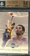 1999-00 Topps Gallery Players Private Issue Kobe Bryant Bgs 9.5 /250 Hof Lakers