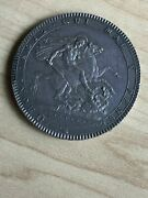 1818 Uk Great Britain George 111 Crown Coin Gem Uncirculated