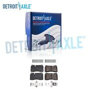 Front Ceramic Brake Pads For 2006-2009 Land Rover Range Rover Sport Supercharged