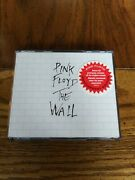 Pink Floyd - The Wall - 2cd Anniversary Edition Deluxe Packaging...