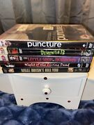 Lot Of 5 Murder Horror Dvd New Factory Sealed Rare Fright Night Scary Movies