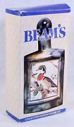 1975 Beam's Wood Duck Collector's Edition Volume Xix Jim Beam Whiskey Decanter