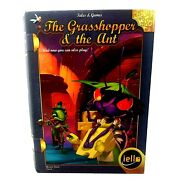 The Grasshopper And The Ant Tales And Games Iv Board Game New Open Box