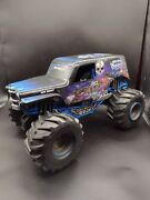 New Bright Monster Jam Son-uva Digger Rc Truck 15 For Body. No Remote Orbattery