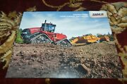 Case International Steiger And Magnum Tractor For Scrapers For 2014 Brochure Fcca