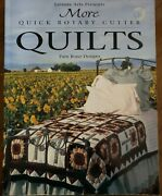 More Quick Rotary-cutter Quilts By Pam Bono Pb 1997