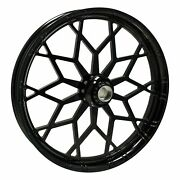 Harley Davidson Prodigy Replica 21 Inch Front Wheel By Ftd Customs