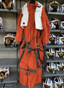 Disney Parks Star Wars Galaxyandrsquos Edge X-wing Pilot Flight Suit Cosplay L/xl
