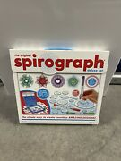 The Original Spirograph Deluxe Set In Carry Along Storage Travel Case