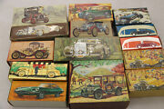 Lot Of 14 In Box Vintage Avon Bottles Aftershave Cars Trucks Automotive
