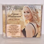 Factory Sealed Shrink Wrapped Some Hearts By Carrie Underwood Cd