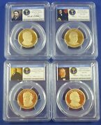 2012 S Pcgs Pr69 Presidential Dollar Limited Edition Signature Series