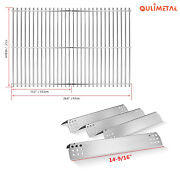 Grill Parts Heat Plate Cooking Grates For Nexgrill 720-0783e 720-0783c 720-0773