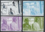 Dexter Season 7 And 8 Breygent Printing Plate Set Base Card 14 All 4 Colors