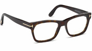 New Tom Ford Reading Glasses Tf 5468-f 052 55-18 Tortoise And Gold Frames Readers