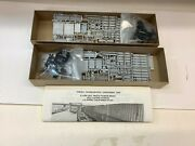 Proto Power West 26105 Ho Scale A-line Thrall Container Car Kit E 5 Car Set