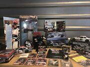 Huge Lot Of Nascar Diecast Vintage/antique/collectible Rare Signed Mistake