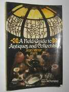 A Field Guide To Antiques And Collectibles By Jean Minar Paris 1st Ed