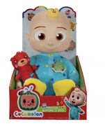Cocomelon Musical Bedtime Jj Doll With Plush Tummy And Roto Head Ships Same Day