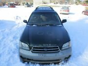 Front Bumper With Fog Lamps Outback Fits 00-02 Legacy 309470