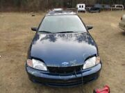 Rear Bumper Without Integral Tail Lamp Fillers Fits 00-01 Cavalier 307023