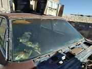 1968 1969 Lincoln Continental Front Windshield Glass
