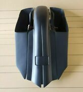 Touring Harley Davidson Stretched Saddlebags And Rear Fender Bags Bagger 2009-13
