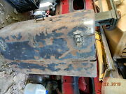 Vintage Auto Storage Trunk For Pick Up Only
