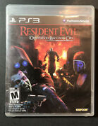 Resident Evil [ Operation Raccoon City ] Ps3 Used
