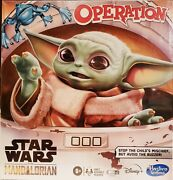 Hasbro Operation Board Game Star Wars The Mandalorian Editionthe Child Age 6+