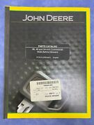 John Deere Pc2316 Parts Catalog For 38, 48, And 54 Commercial Walk-behind Mowers