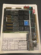 Ibm Communications Line Adapter Cla Prototype Board Vintage Computer Mainframe
