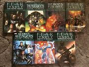 Fear Itself 7 Vols Home Front Thunderbolts Heroes For Hire Secret Avengers