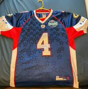 Brett Favre Packers 2008 Pro Bowl Jersey Autographed And Dual Certified