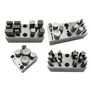 Jewelry Making Metal Disc Cutter Set Puncher Punching Jeweler Tool Silver