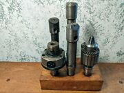 Lot Of Moore Tools Boring Head And Moore Tools Tool Holders For Moore Jig Bore