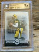 2014 Topps Museum Collection 60 Aaron Rodgers Packers 1/1 Topps Vault Bb Proof