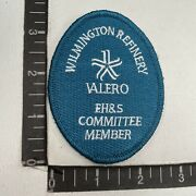 Ehands Committee Member Valero Wilmington Refinery Patch Gas Oil 12rd