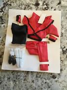 Michael Jackson Doll Memorabilia 1984 With Posing Stand And 4 Outfits