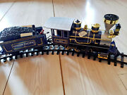 Scientific 5 Car Toy Train 3691 With Remote Control And Tracks