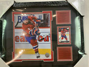 Shea Weber 13x16 Frame - Montreal Canadiens