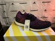 Adidas Ultraboost Uncaged Purple Active Running Shoes D97404 Menandrsquos Size 11