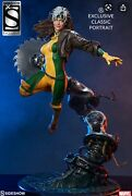 Sideshow Rogue Maquette Statue Exclusive Edition Never Open New In Box Sealed