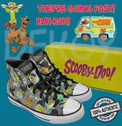 Converse Scooby-doo Chuck Taylor All-star 169073c Glow In Dark🌟free Shipping🌟