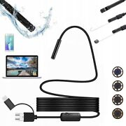 Endoscope Inspection Camera Fullhd Android Usb-c