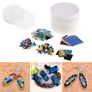 High Quality 7 Pieces Set Glass Fusing Microwave Kiln Supplies For Diy